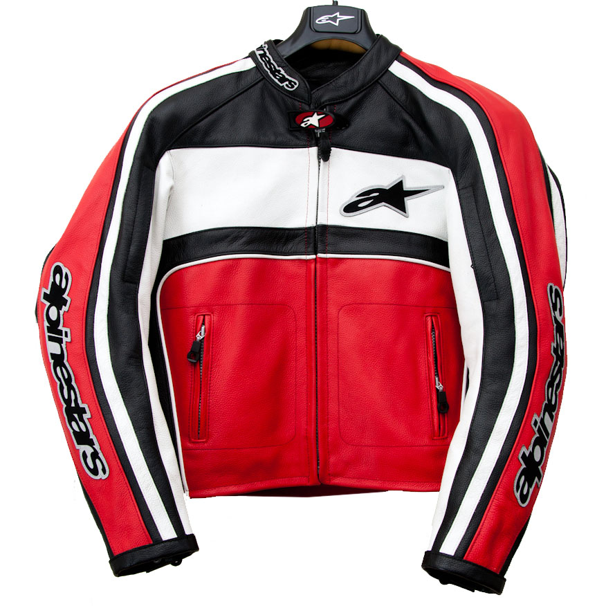 motorcycle jacket non leather alpinestars jackets perforated summer ride